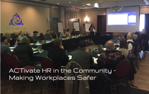 ACTivating Our Community – Making Workplaces Safer