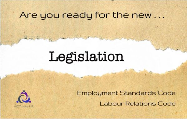 Are You Ready for the Changes to the Alberta Legislation?