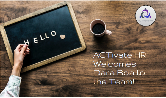 Help us welcome another new member to our team!